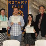 Rupert Rotary Scholarships