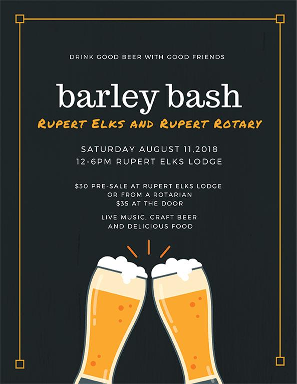 barley bash